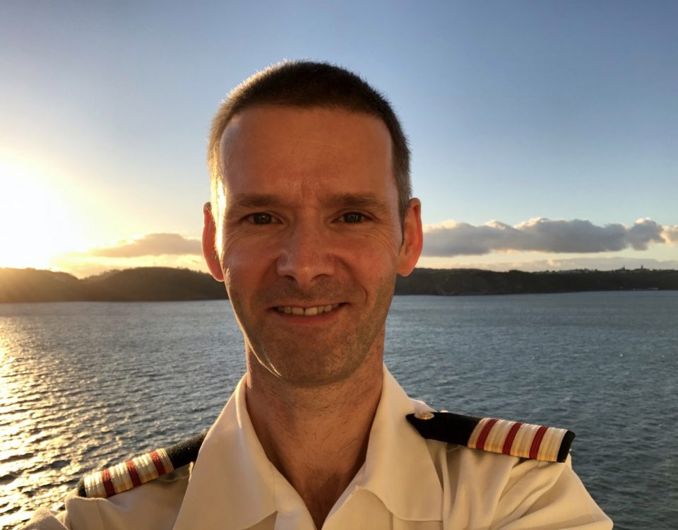 GP Becomes Cruise Ship Doctor
